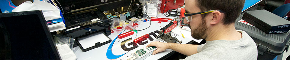 Gems Sensors & Controls factory