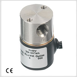 AS-Series Isolation Solenoid Valve